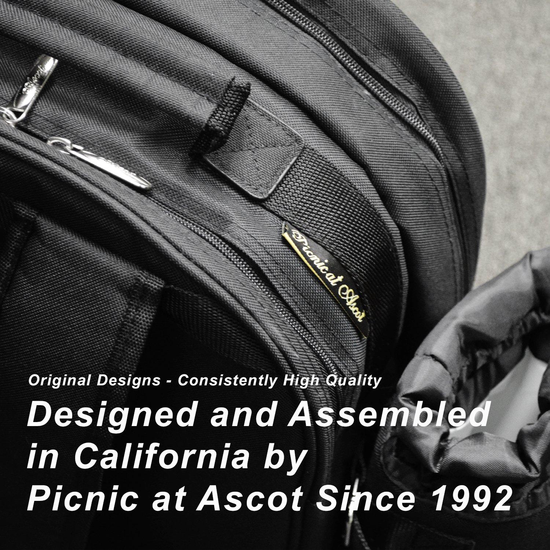 Picnic at Ascot Hamptons Deluxe Cooler 4 Person