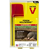 Victor M6009 Poison Moleworms, Yellow