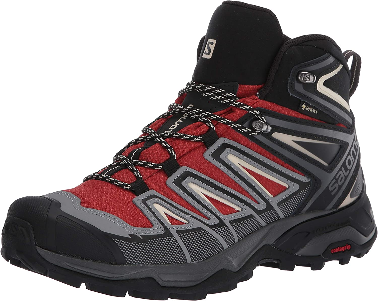 Salomon Men s X Ultra 3 Mid GTX Hiking Boots