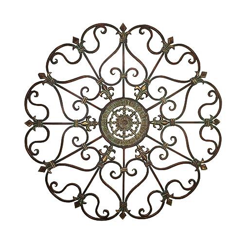 Round Metal Wall Art: Amazon.com