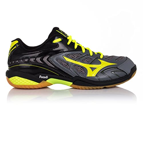 detailed pictures 19f2c f6f7b Mizuno Wave Fang SL Indoor Court Shoes - 6 Grey