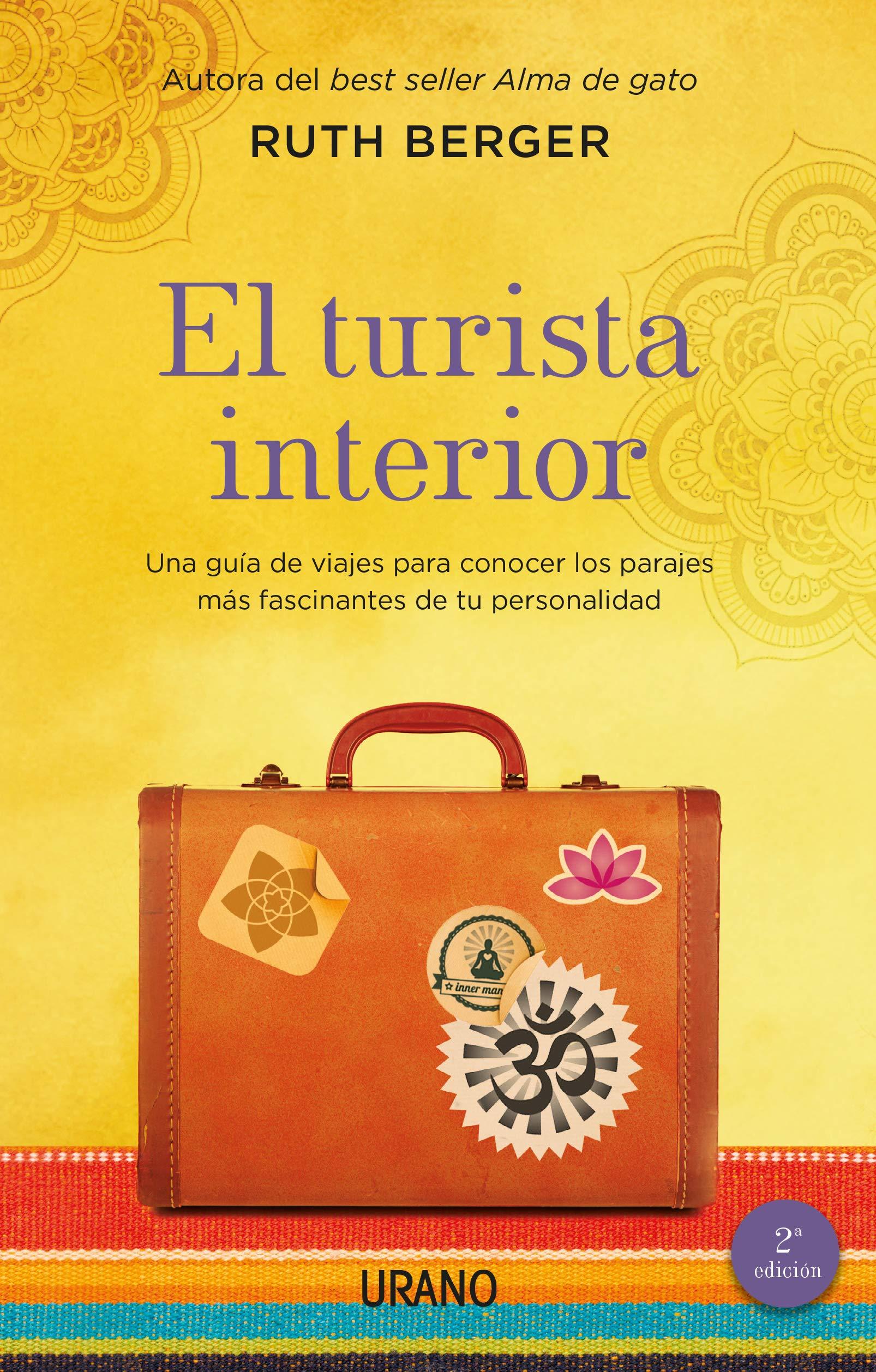 El Turista Interior (Spanish Edition): Ruth Berger ...