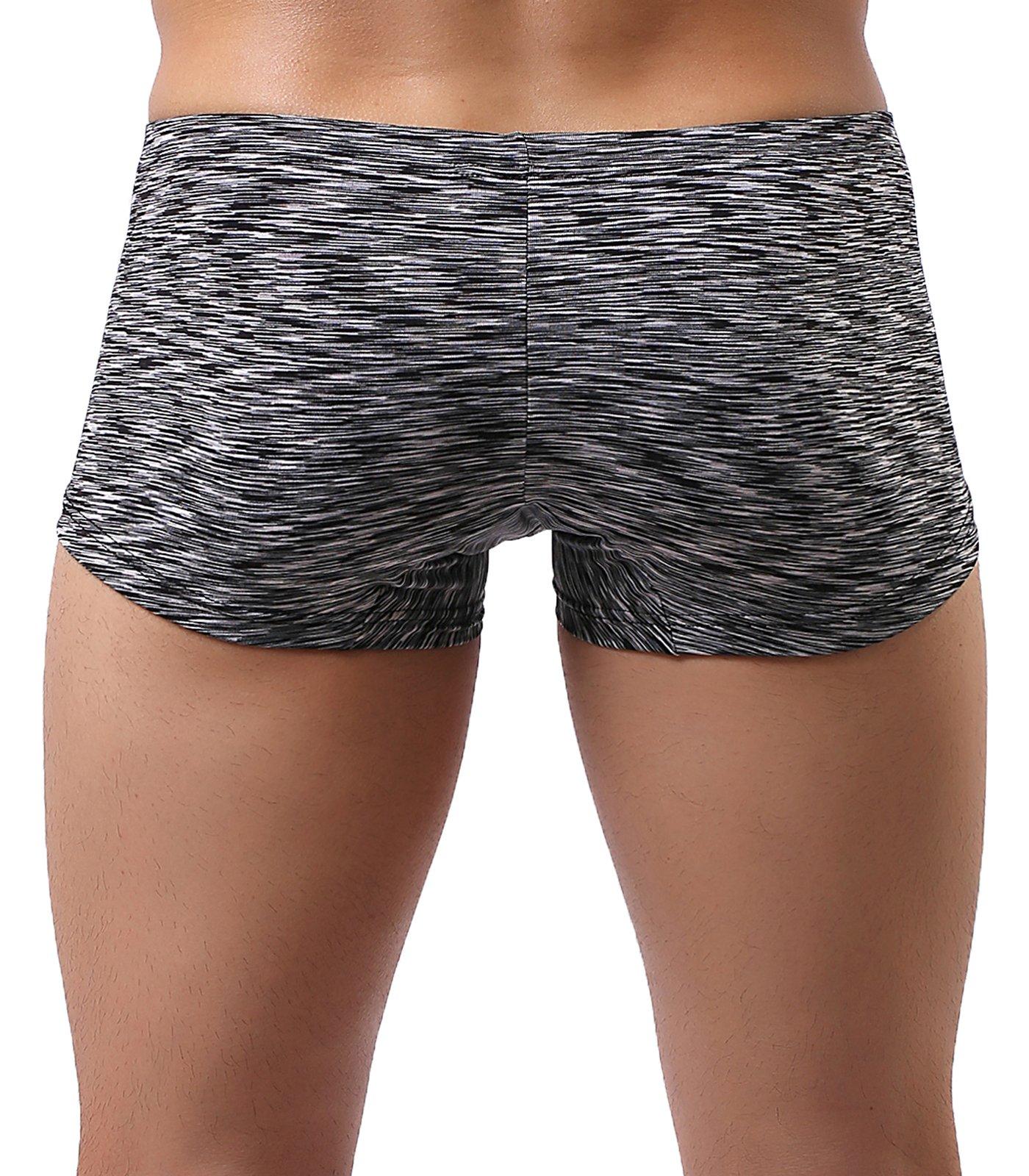 MAKEIIT Young Underwear X-Temp Boxers Guys Underwear Fitted Cool Boxer Briefs Men by MAKEIIT (Image #4)