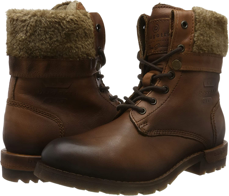 bugatti Herren 321611531000 Klassische Stiefel Kurzschaft Stiefel