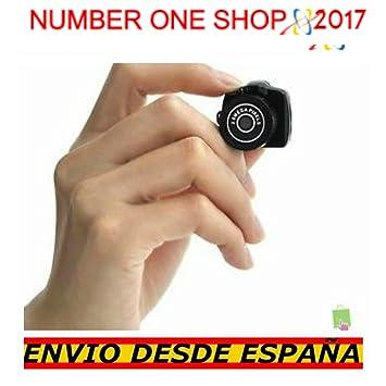 -Thenumberoneshop-Cámara Digital minúsculo Video Foto espía DVR Pequeña Grabadora Videograbadora 16 GB De