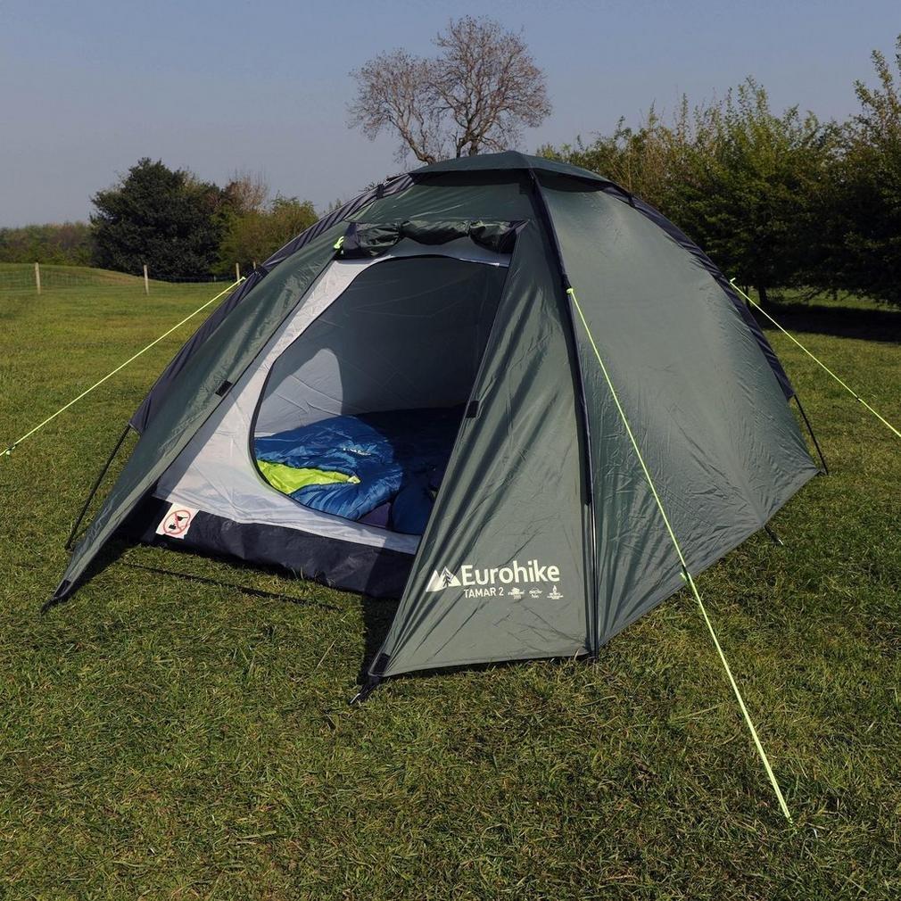 Amazon.com  Eurohike Tamar 2 Man Tent Green One Size  Sports u0026 Outdoors & Amazon.com : Eurohike Tamar 2 Man Tent Green One Size : Sports ...