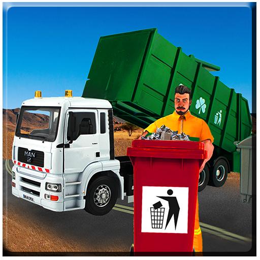 garbage truck simulator - 7