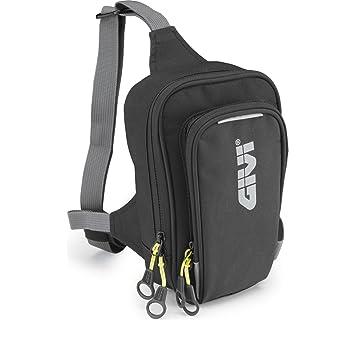 GIVI EA113B Easy Bag Bolsillo de Pierna Urban, Color Negro, Volumen 2 Litros,