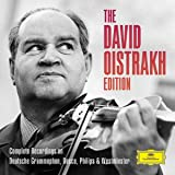 The David Oistrakh Edition: Complete Recordings on Deutsche Grammophon, Decca, Philips and Westminster (22 CD Set)