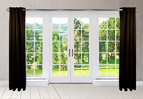 Rod Desyne Window Thermal Isulated Blackout Curtain
