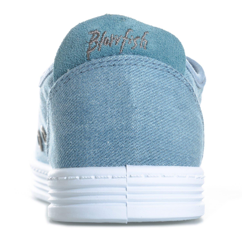 Womens Blowfish Fiona Pumps in Blue