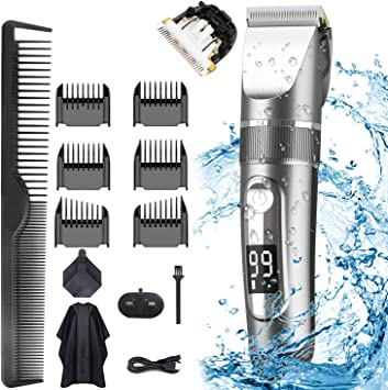 Cortapelos profesional IGYLAR para hombres, cortador de pelo ...