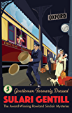Gentlemen Formerly Dressed (The Rowland Sinclair Mysteries)