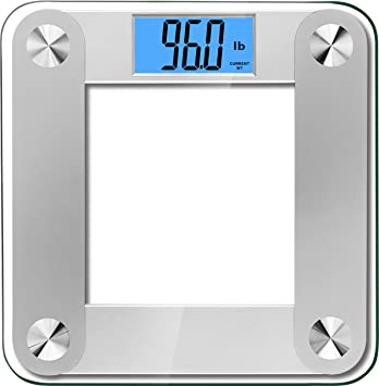 BalanceFrom High Accuracy Plus Digital Bathroom Scale with 3 6 Inch Large Dual Color Backlight Display and. Amazon com  BalanceFrom High Accuracy Plus Digital Bathroom Scale
