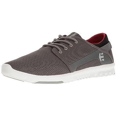 Etnies Scout - Baskets - Homme - Gris (Grey/Black/Red) - 42 EU