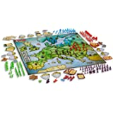 Risk - Medieval Europe Edition - Family Board Game - Ages 14+