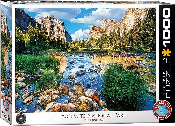 Top 10 Panoramic Nature Puzzle
