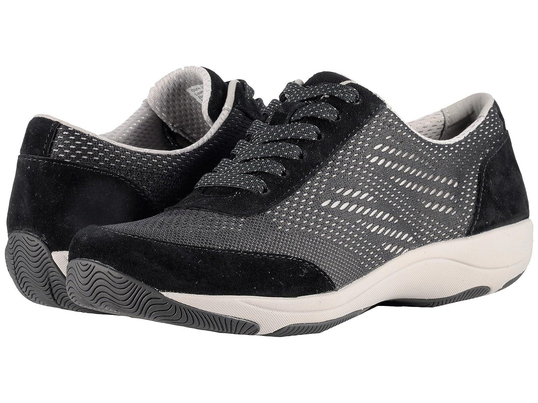 品質が [ダンスコ] [ダンスコ] 26.0~26.5 レディースウォーキングシューズカジュアルスニーカー靴 Hayes [並行輸入品] B07KWPKGDK ブラックスエード 26.0~26.5 cm cm 26.0~26.5 cm|ブラックスエード, TRICKY WORLD OSAKA:6ac2713f --- campdxn.paulsotomayor.net