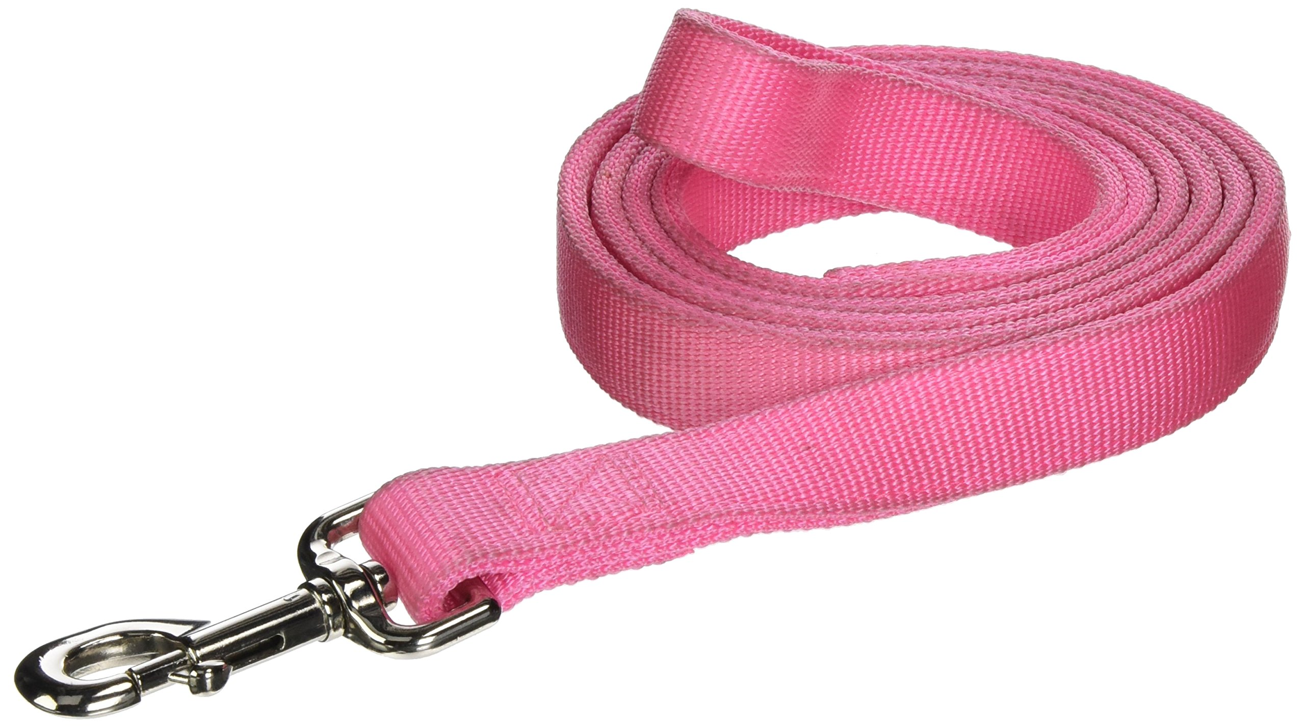 Coastal Pet Products DCP290606PKB Double Training Collar Lead for Pets, 1-Inch, Bright Pink by Coastal Pet