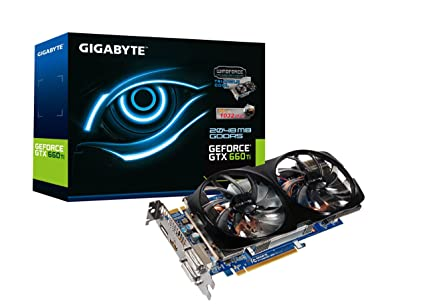 Gigabyte GV-N66TOC-2GD-Eu - Tarjeta gráfica, GeForce GTX 660 Ti, 2 ...