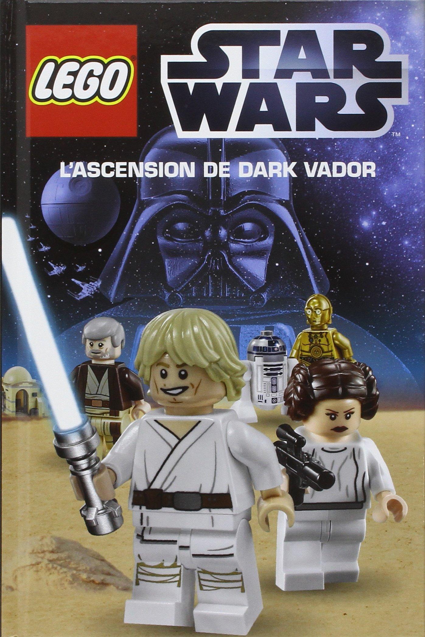 Amazon fr lego star wars roman 2 lascension de dark vador collectif livres