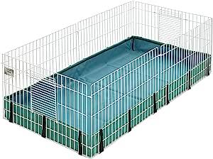 Guinea Pig Cage Bundle HidieSnuggle Pouch