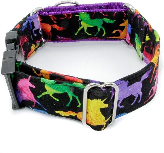 Tiny Unicorn Collar 12 wide