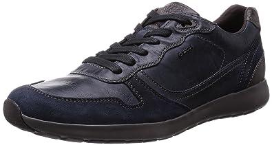 U Jepson E, Mens Low-Top Sneakers Geox