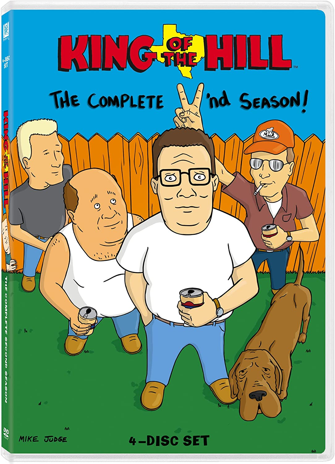 King of the Hill: Season 2 Anime & Manga Fox TV Television