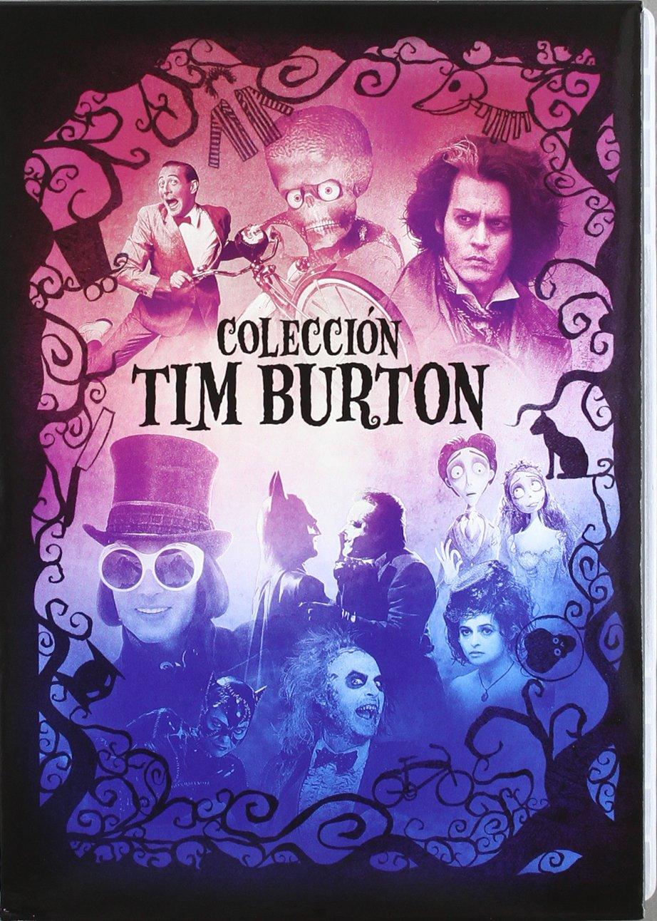 Colección Completa Tim Burton [DVD]: Amazon.es: Alan Rickman, Alec ...