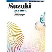 Suzuki Violin School, Volume 1: Piano Accompaniment: 01