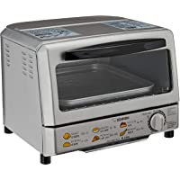 ZOJIRUSHI Oven Toaster (ET-REQ-75-SP) Pearl Silver