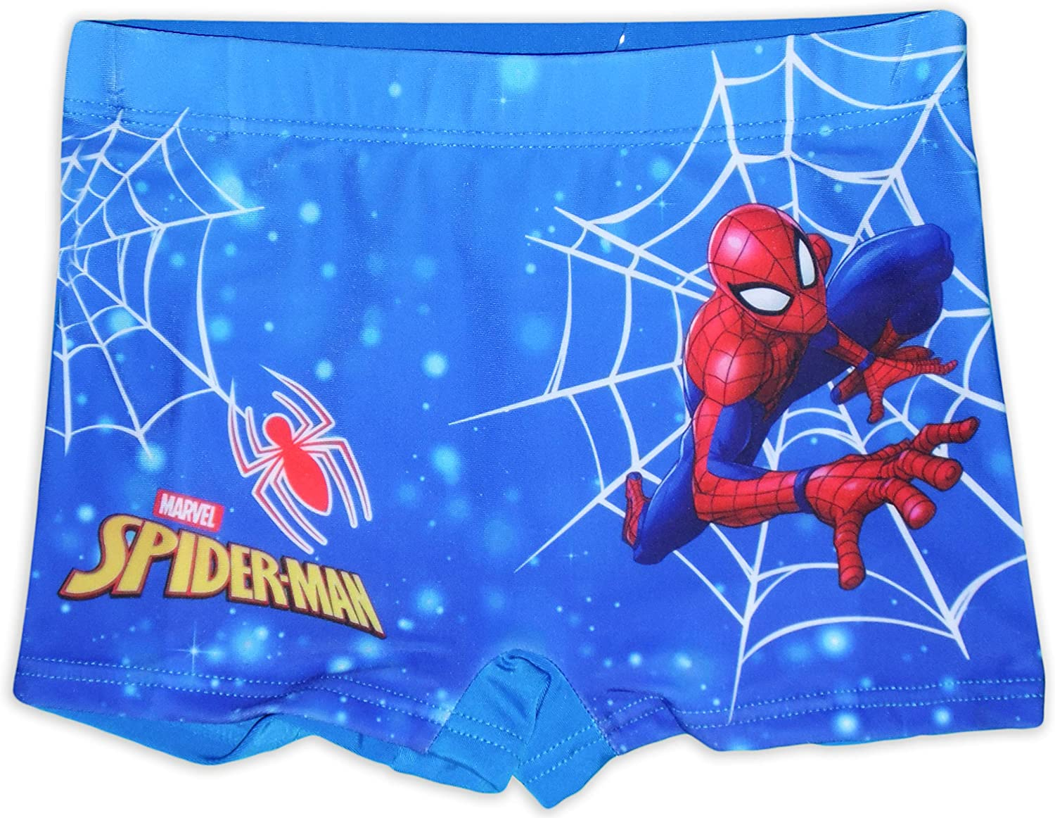 Marvel Spiderman Boys Swim Short