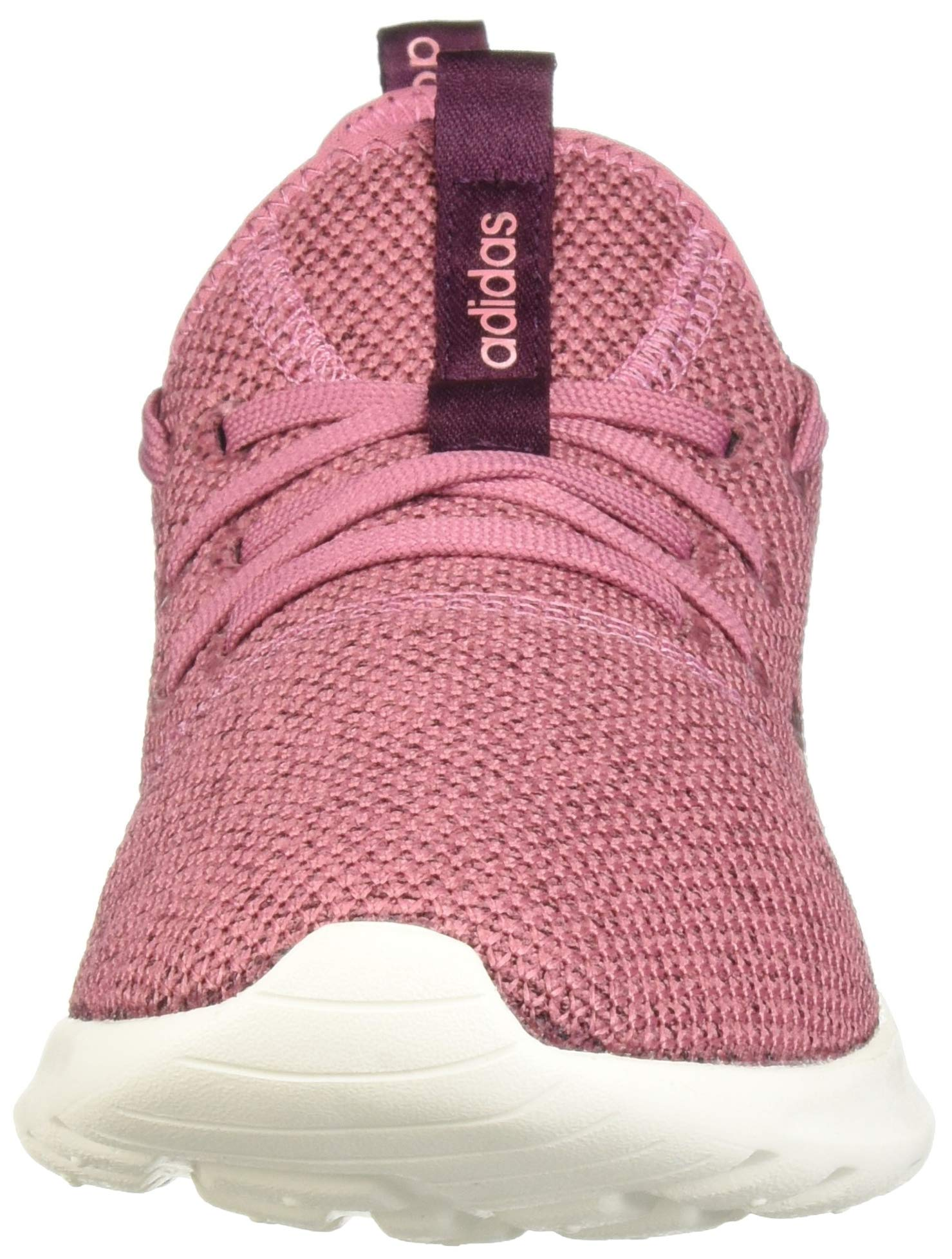 adidas Performance Women's Cloudfoam Pure Running Shoe, Maroon/Maroon/White, 5 M US by adidas (Image #4)