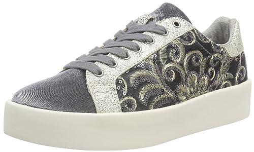Womens 23673 Low-Top Sneakers s.Oliver JbK38cFqu