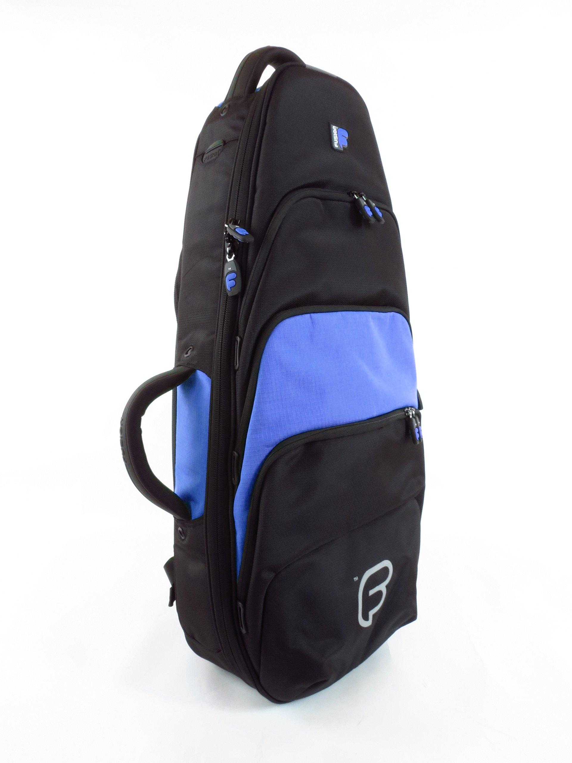 Fusion 0-String Tenor Ukulele Gig Bag PU-02-B