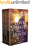 Love Stories Made in Heaven: An Inspirational Historical Romance Collection