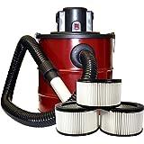 Arebos Aspirateur de cendres cheminée 1200 W Moteur 18L Réservoir et 3 HEPA filtre neuf