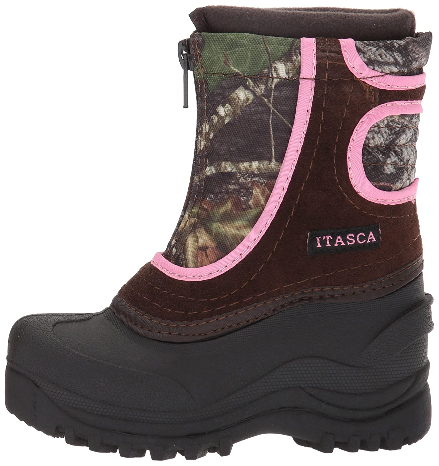 Itasca Kids Youth Waterproof Snow Stomper Winter Boot