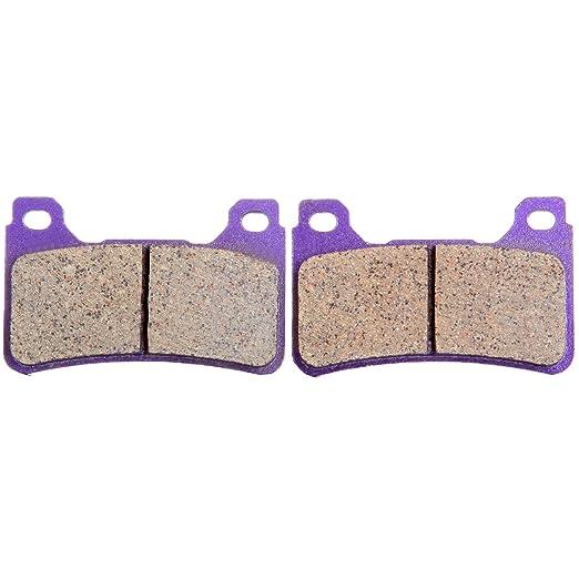 07 08 09 10 11 Honda CBR600RR SCITOO Kevlar Carbon Fiber Brake Pads Fit for 06 07 08 09 10 11 Honda CBR1000RR