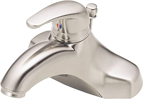 Danze D225512BN Melrose Single Handle Lavatory Faucet, Brushed Nickel