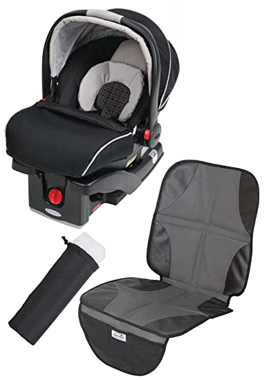 4230a74d434 Image Unavailable. Image not available for. Color  Graco SnugRide Click  Connect 35 Infant Car Seat ...
