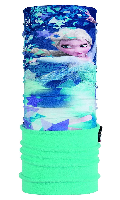 Buff Elsa Junior Frozen Tubular Polar, Mujer, Azul, Talla Única 118391.707.10.00
