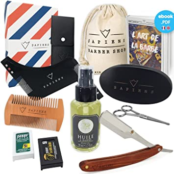 kit barbe homme