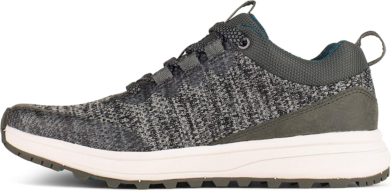 Forsake Maya – Women's Knit Breathable Outdoor Sneaker Gunmetal