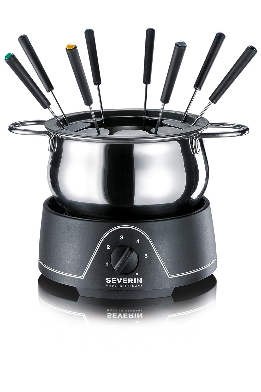 fondue set elektrisch von severin
