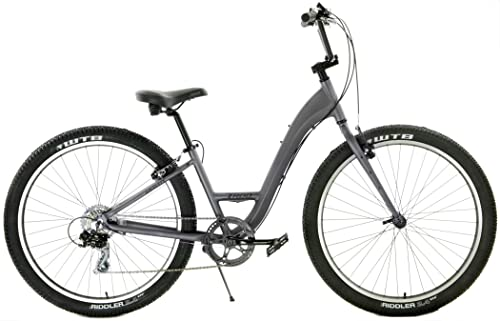 Gravity X-Rod 7 Speed V Brake Super Hybrid Bicycle Bike