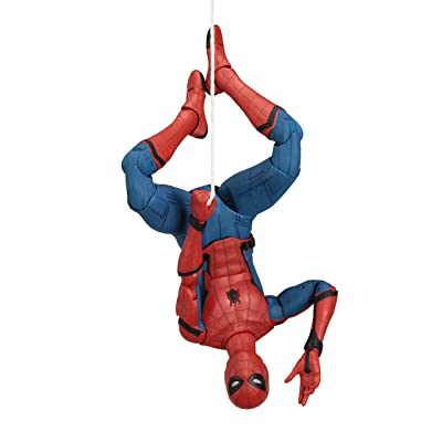 NECA - Spider-Man: Homecoming 1/4 Scale Action Figure: Toys & Games