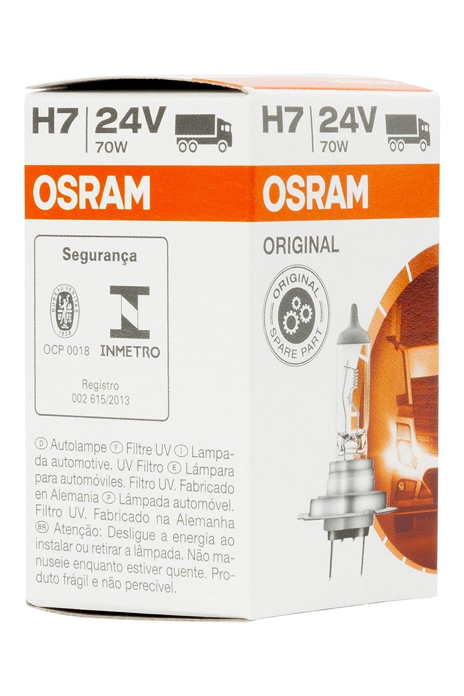 Osram ORIGINAL H7, 64215, 24V, 1er Faltschachtel Osram Ltd.