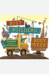 Busy Builders, Busy Week! Board book